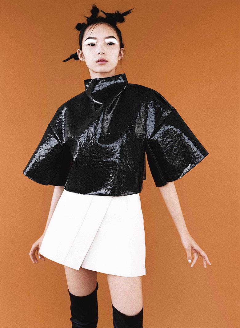 Photo Xiao Wen Ju for i D Magazine Fall 2014