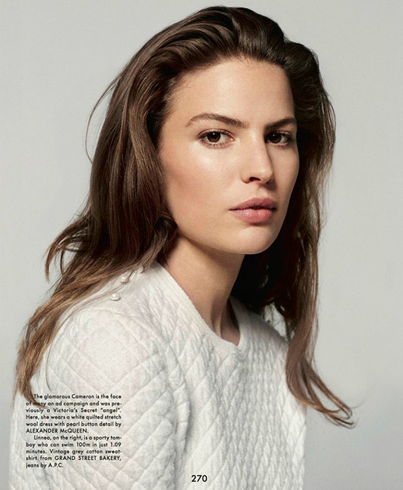 Photo of Cameron Russell