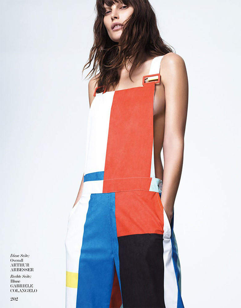 Photo Catherine McNeil for Interview Germany December 2014