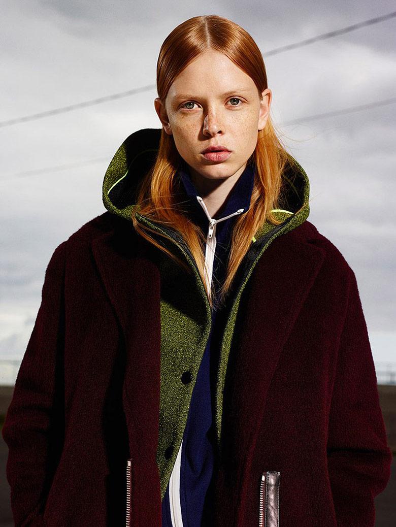 Photo  Dani Witt for Exit Magazine F/W 2014