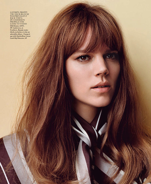 Photo of Freja Beha Erichsen