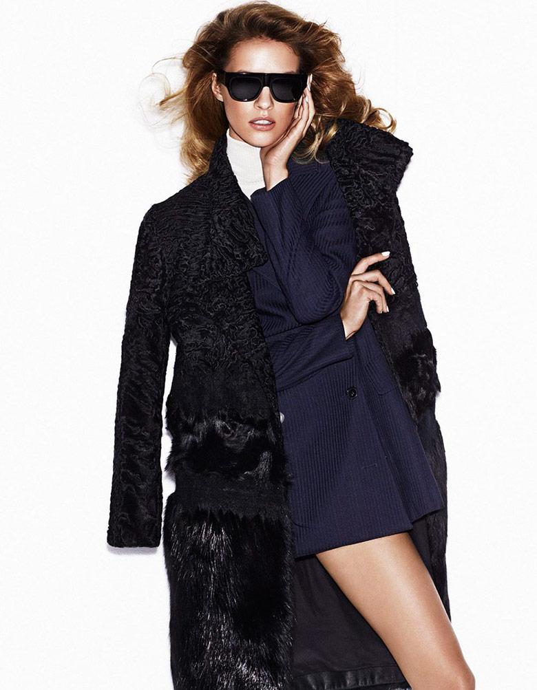 Photo Julia Frauche for Harpers Bazaar China November 2014