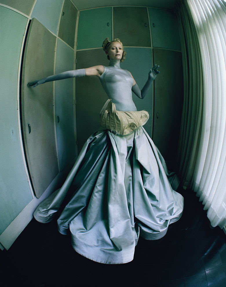 �the surreal world� by tim walker for w magazine december
