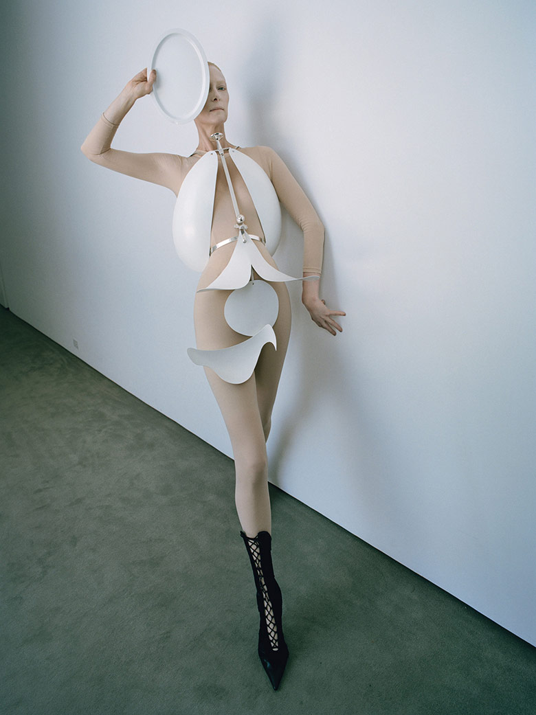 Photo 'The Surreal World' by Tim Walker for W Magazine December 2014