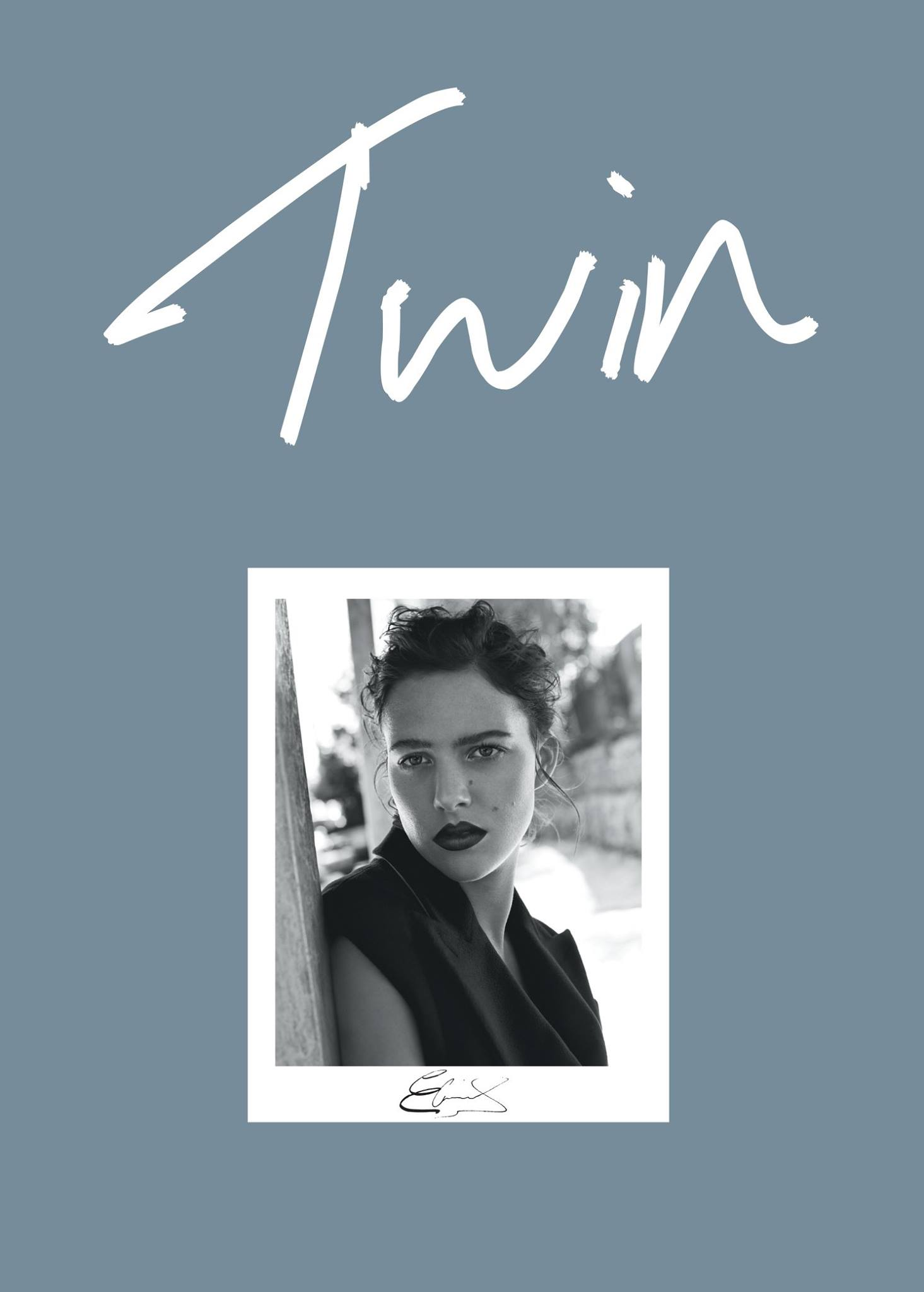 Photo Twin Magazine Fall/Winter 14/15 Covers