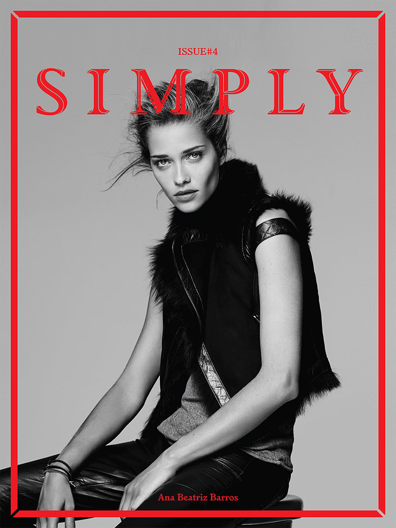 Photo Ana Beatriz Barros for Simply The Mag 4