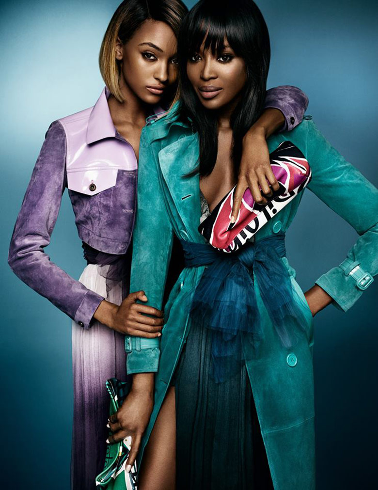 Photo Burberry Prorsum S/S 2015 Campaign