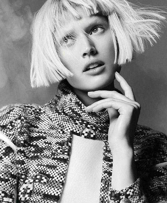 Photo of Toni Garrn