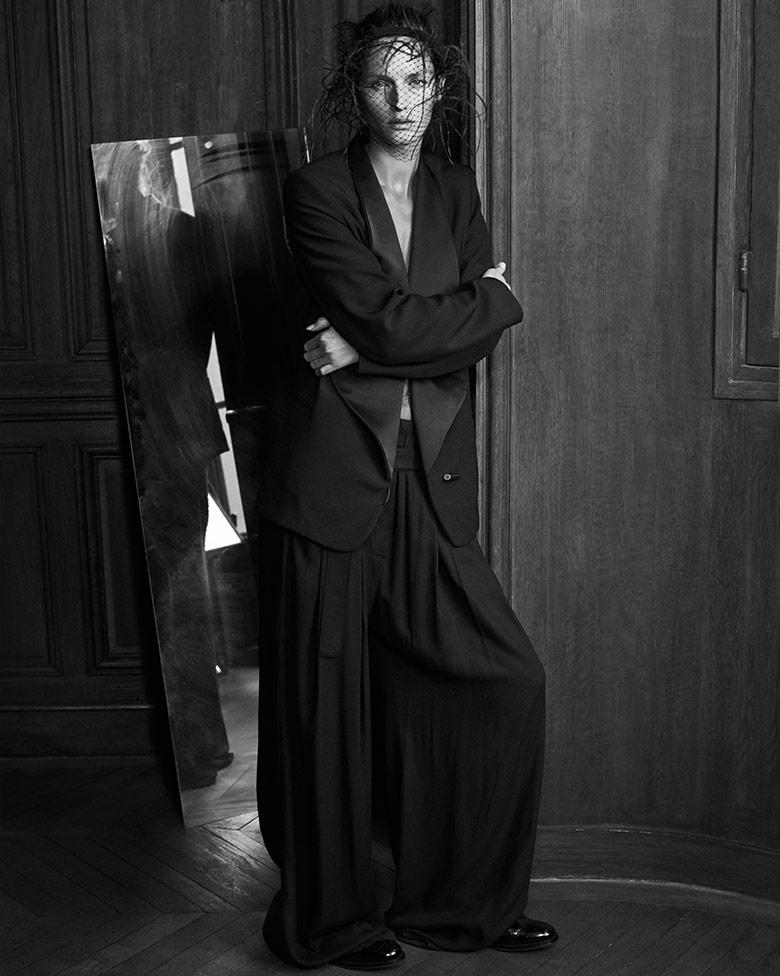 Photo Vivien Solari for Harper's Bazaar Japan January 2015