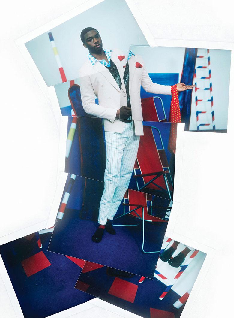 Photo 'Best Performances' by Tim Walker for W Magazine February 2015
