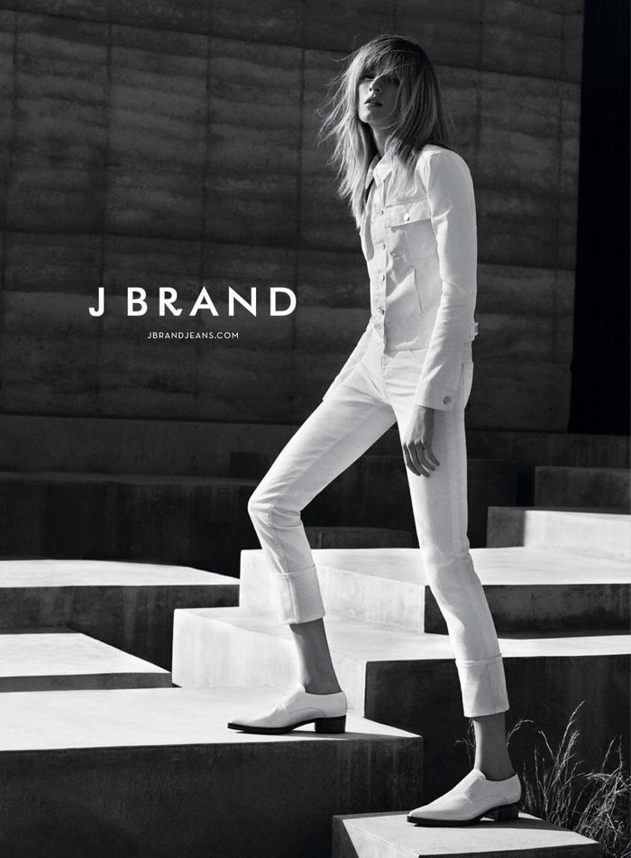Photo Daria Strokous for J.Brand S/S 2015