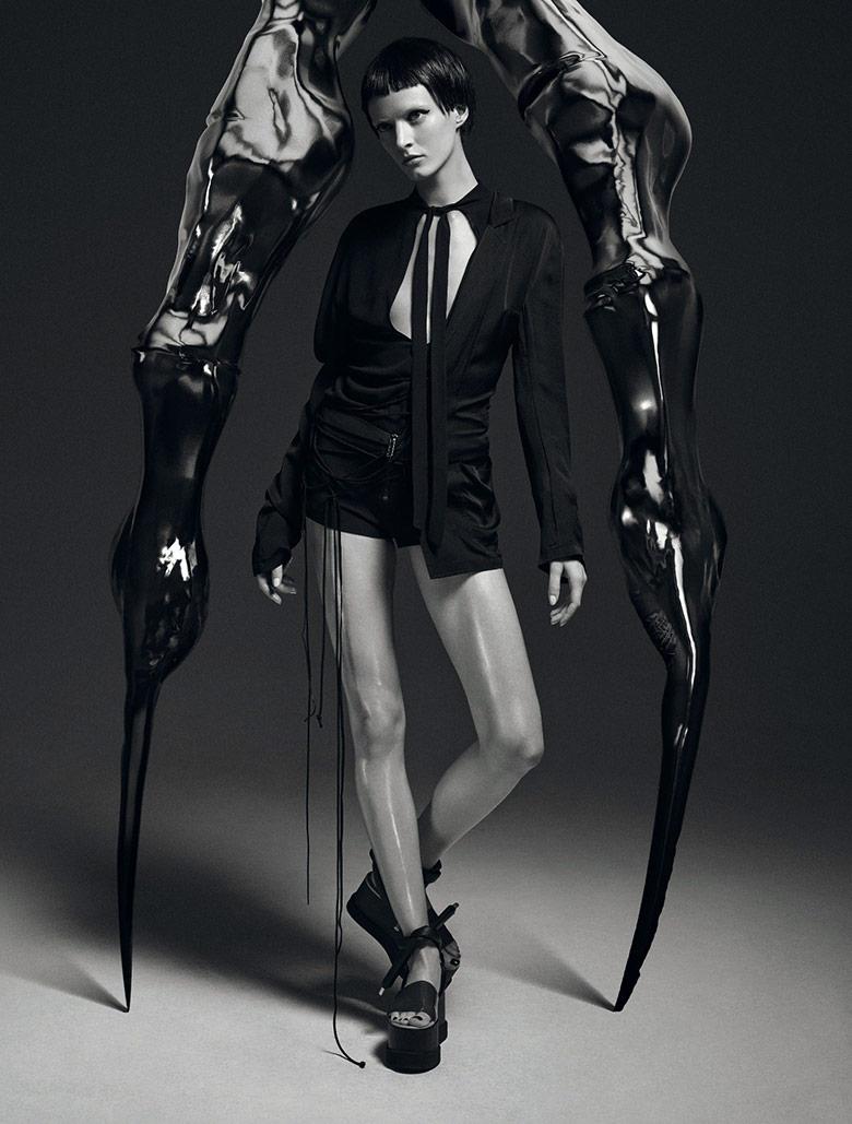 Photo Daria Strokous for Numero February 2015