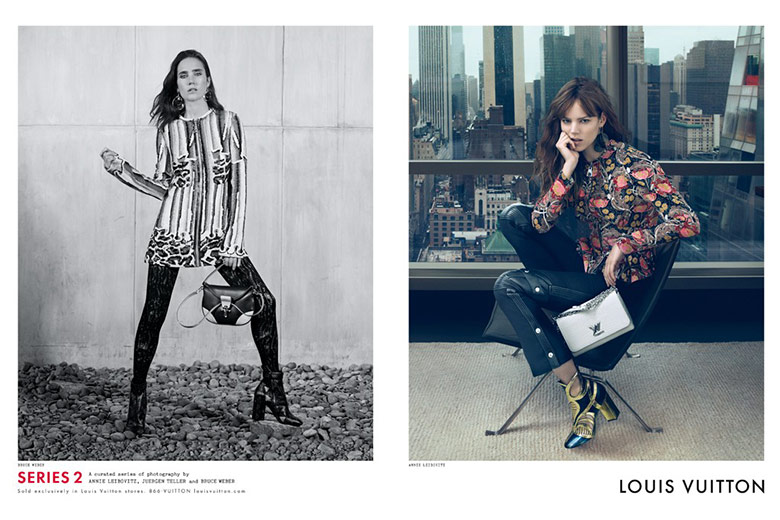 Photo Louis Vuitton Spring/Summer 2015 Campaign