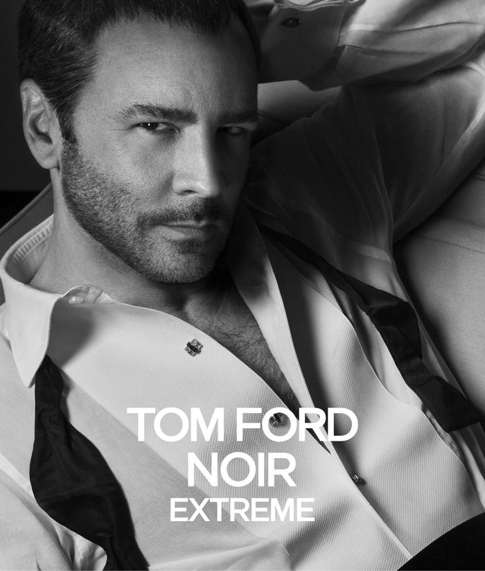 Photo Tom Ford for Tom Ford Noir Extreme Fragrance