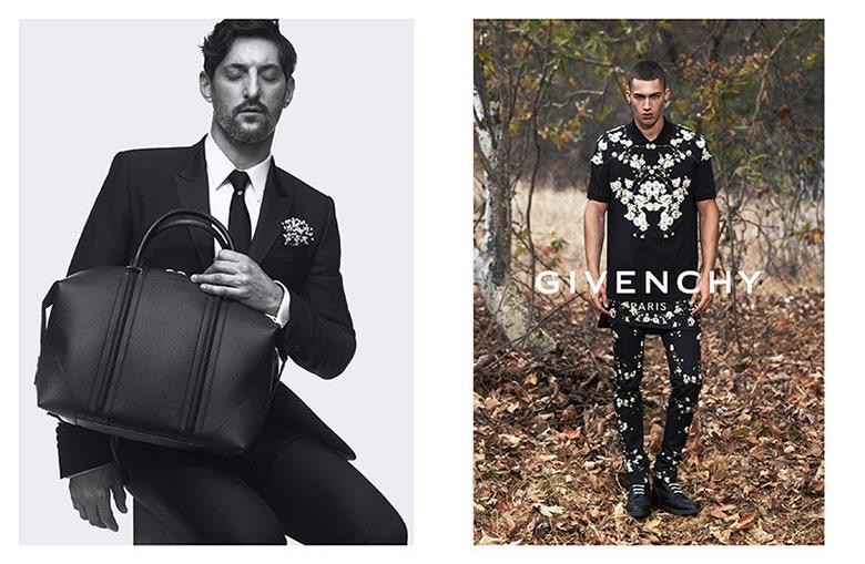 Photo Tony Ward & Alessio Pozzi for Givenchy S/S 2015 Mens Campaign