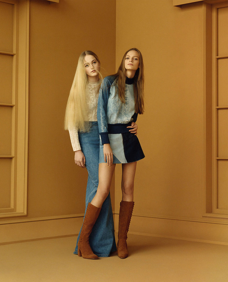 Photo Zara Spring/Summer 2015 Campaign