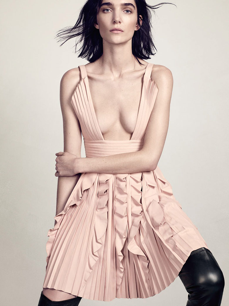 Photo Janice Alida by David Slijper for Vogue Turkey February 2015