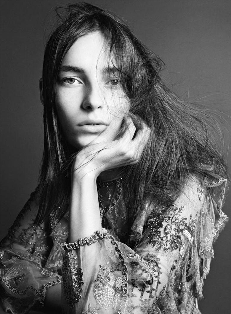 Photo Julia Bergshoeff for Allure Magazine March 2015