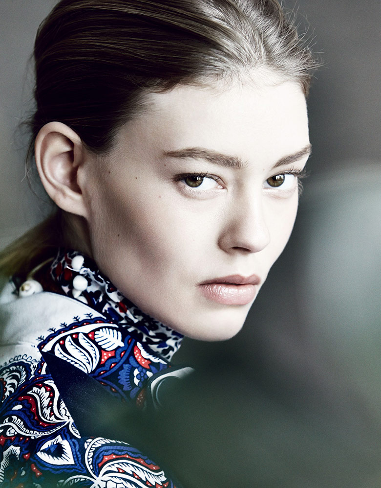 Photo Ondria Hardin for Vogue Japan March 2015