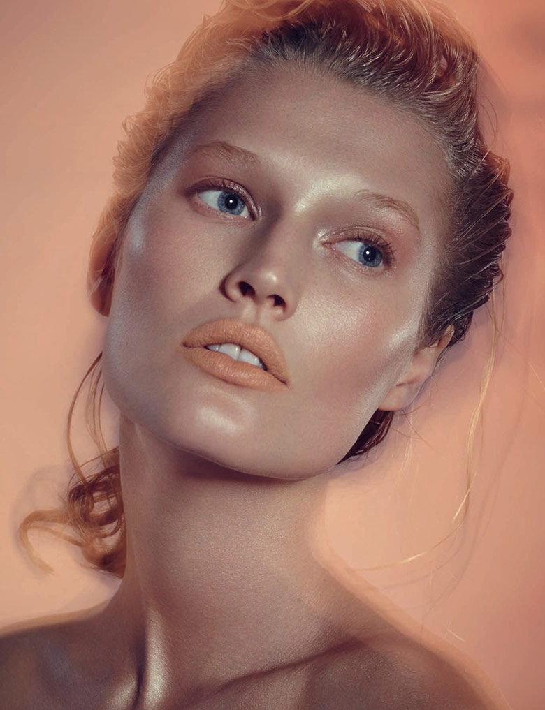 Photo Toni Garrn for Numero Russia February 2015