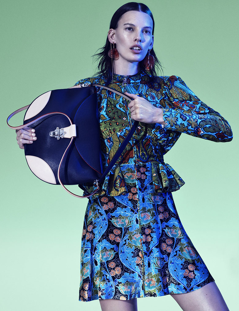 Photo Amanda Murphy for W Magazine Korea April 2015