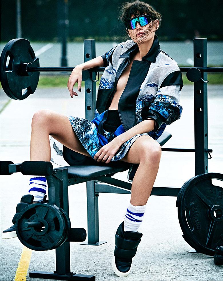 Photo Cat Mcneil for Vogue Mexico April 2015