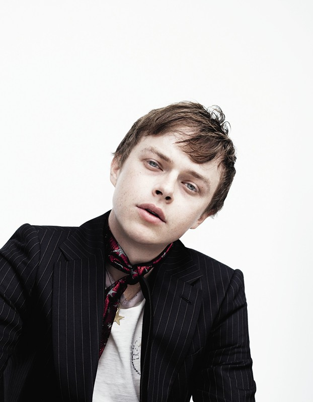 Photo Dane DeHaan by Willy Vanderperre for Another Man S/S 2015