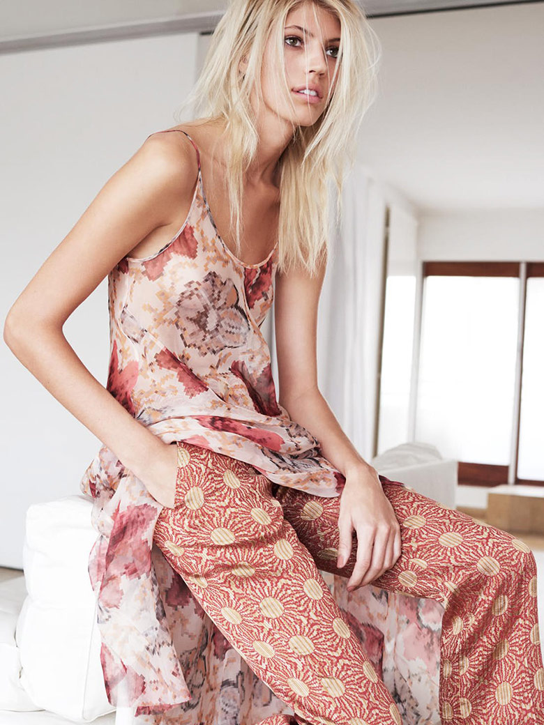 Photo Devon Windsor for Vogue Turkey March 2015