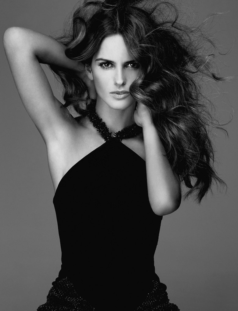 Photo Izabel Goulart by Anthony Maule for Numero March 2015