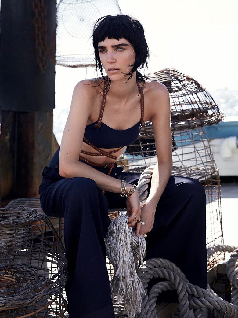 Photo Janice Alida for Vogue Australia April 2015
