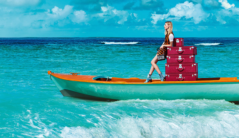 Photo Louis Vuitton Spirit of Travel 2015