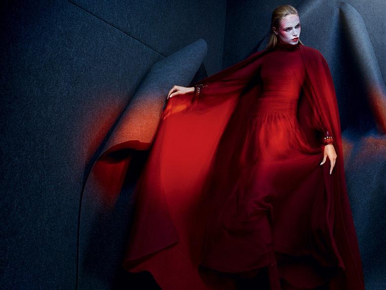 Photo Natasha Poly for Vogue Russia April 2015