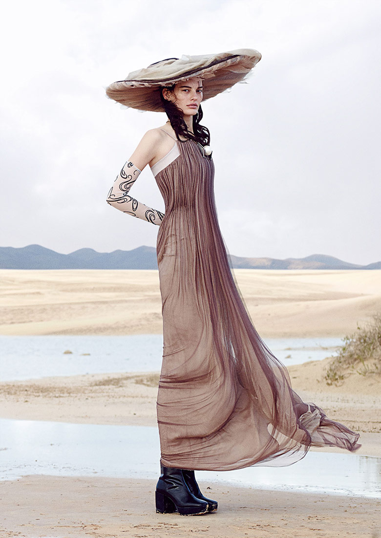 Photo Amanda Murphy for Vogue Japan June 2015