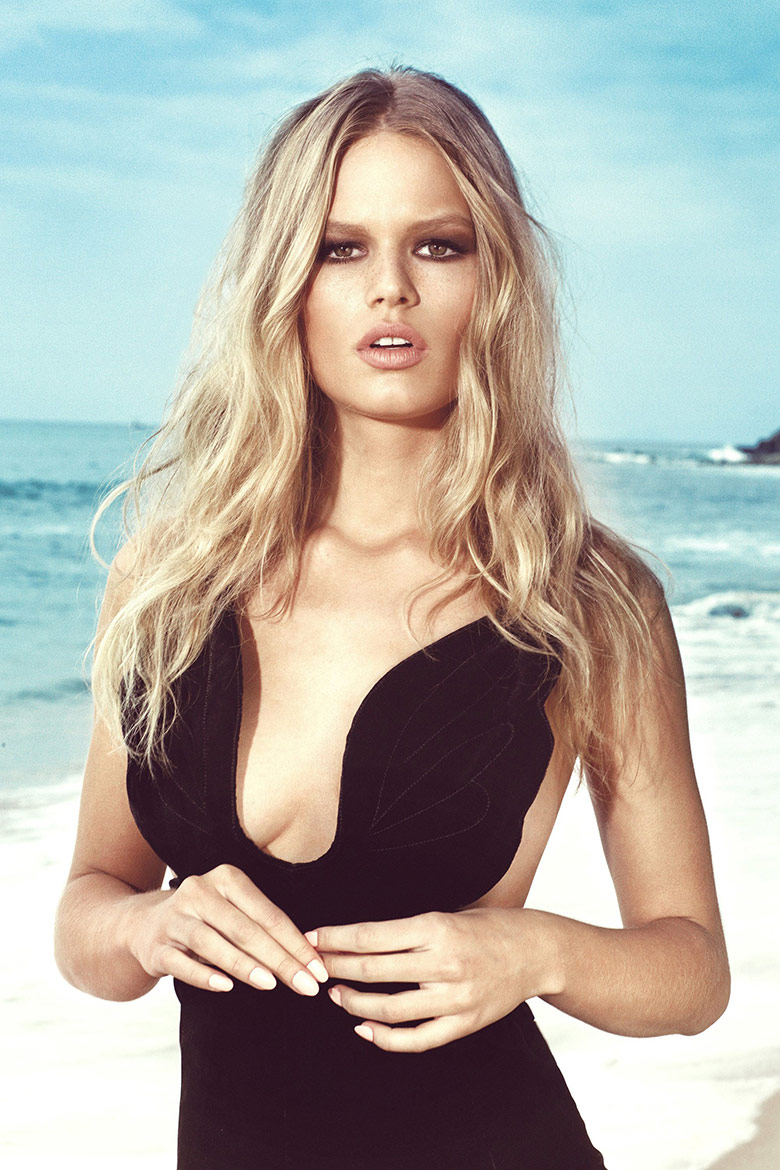 Photo Anna Ewers for Harper's Bazaar US May 2015