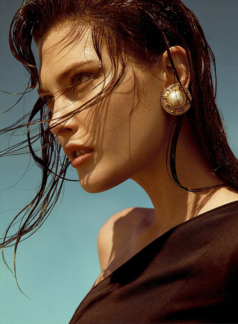 Photo Catherine McNeil for Vogue Spain May 2015