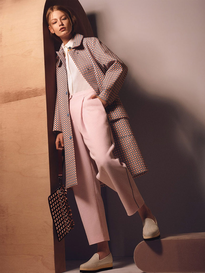 Photo Hollie May Saker for Vogue UK May 2015