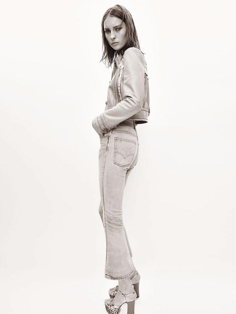 Photo Julia Bergshoeff for Vogue Paris May 2015