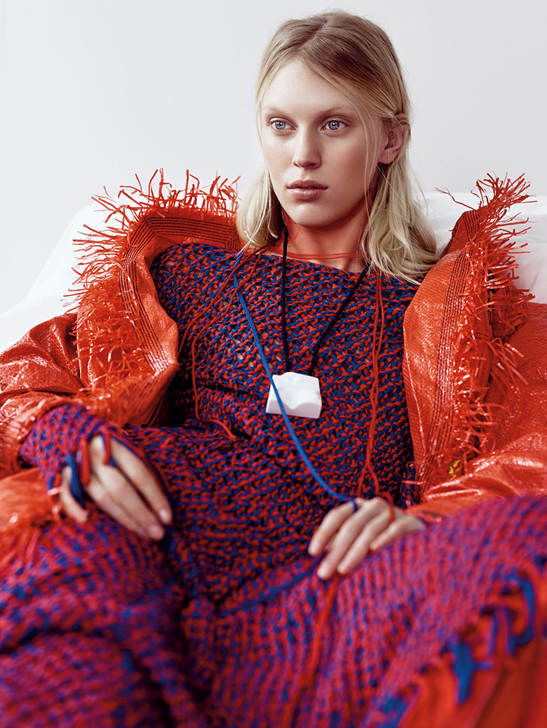 Photo Juliana Schurig for Vogue China May 2015