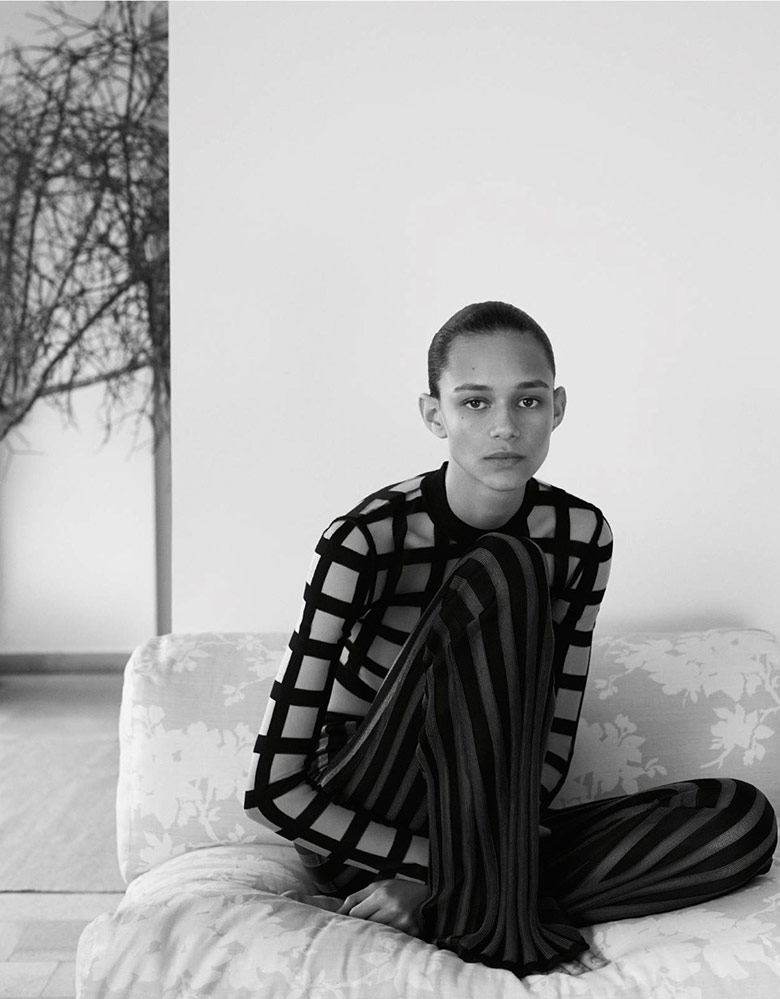 Photo Binx Walton by Benjamin Alexander Huseby for Interview Germany June 2015