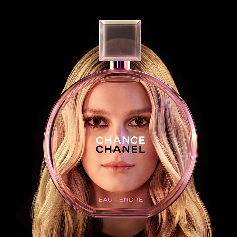 Photo Chanel Chance Eau Vive 2015 Ad Campaign