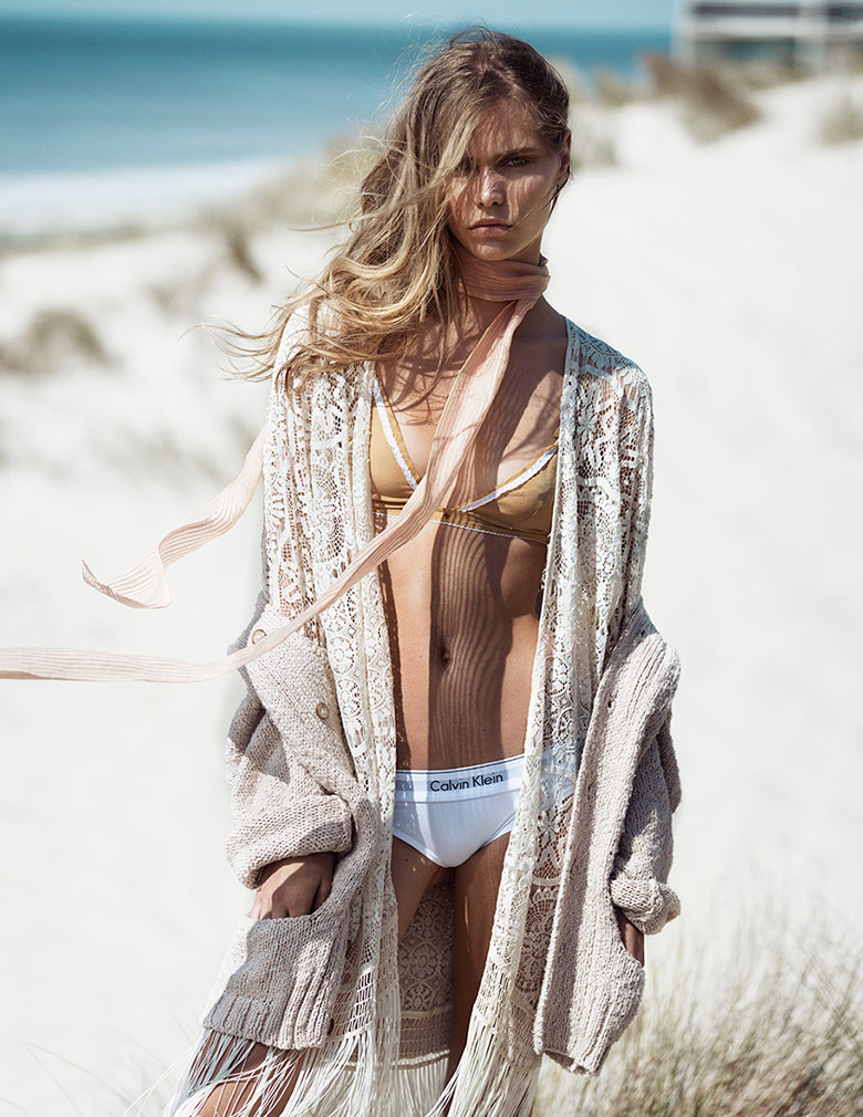 Photo Kirstin Liljegren for Mixt(E) Summer 2015