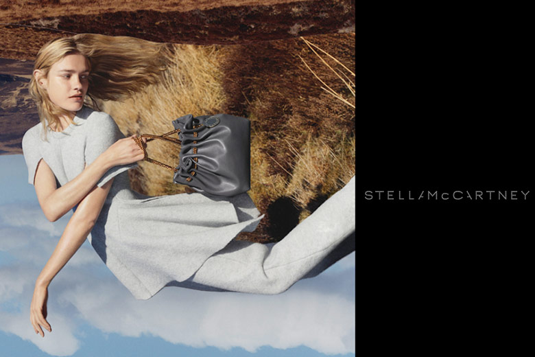 Photo Natalia Vodianova for Stella McCartney F/W 15/16 Campaign