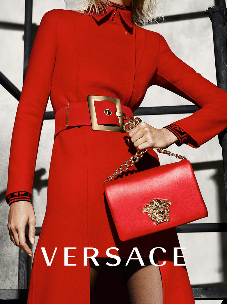 Photo Versace Fall/Winter 15/16 by Mert & Marcus