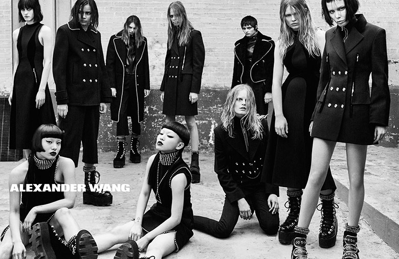 Photo Alexander Wang Fall/Winter 2015/2016