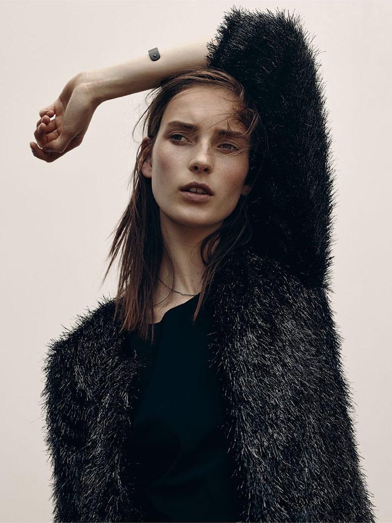 Photo Julia Bergshoeff for Vogue Paris August 2015