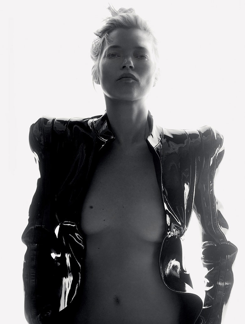 Photo Kate Moss for Love Magazine 14