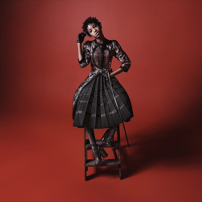 Photo Marc Jacobs Fall/Winter 2015/2016 Campaign