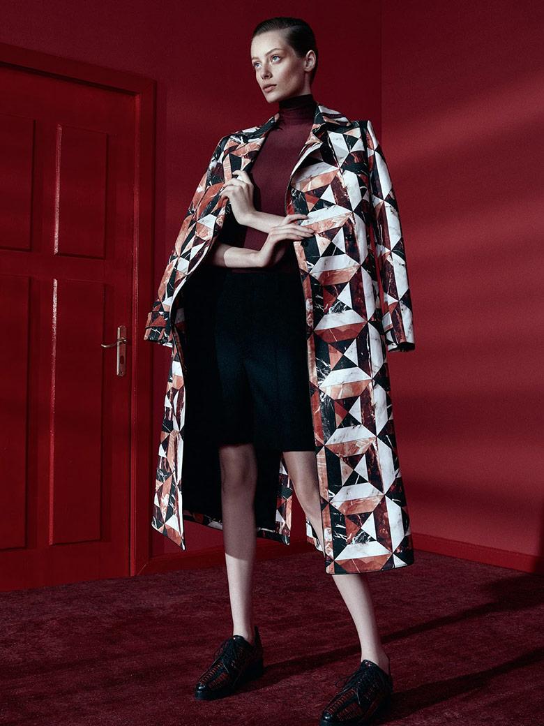 Photo Thairine Garcia for Elle Brasil July 2015