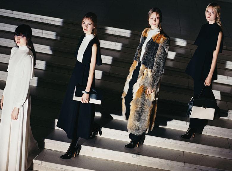 Photo Valentino Fall/Winter 2015/2016 Campaign