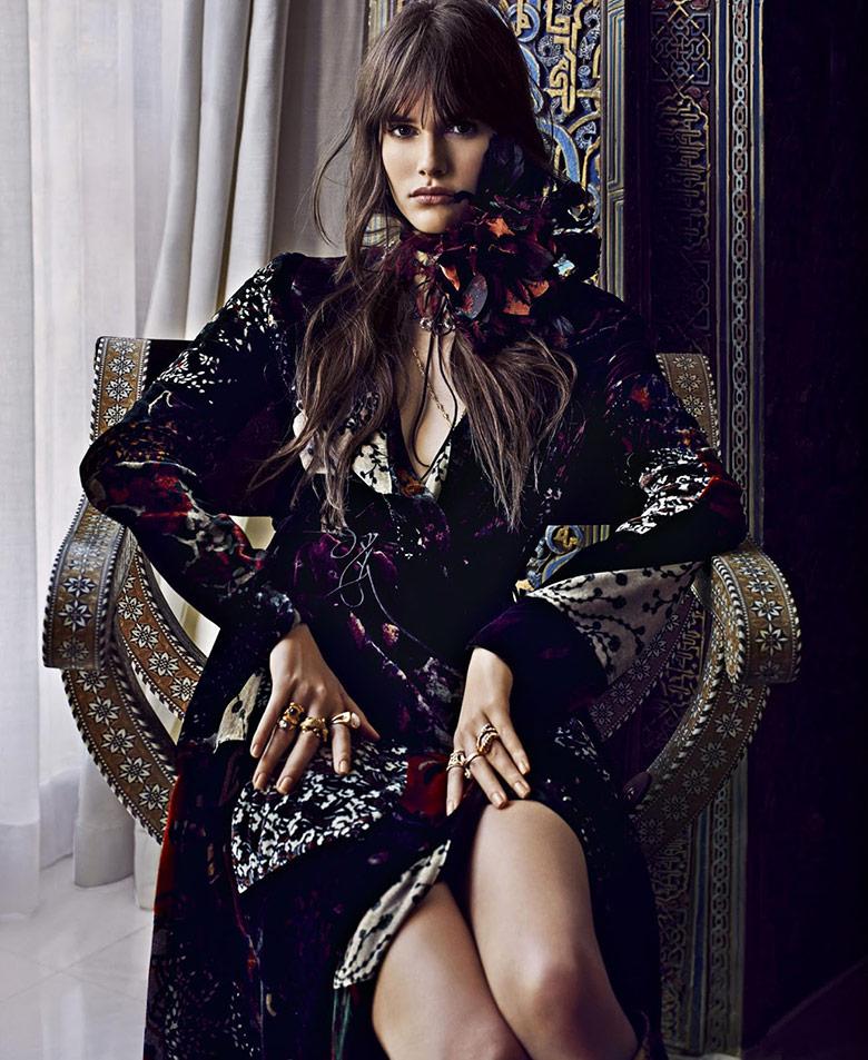 Photo Vanessa Moody for Harpers Bazaar US August 2015